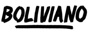 Boliviano Logo